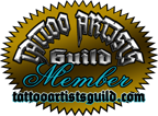 Tattoo Artists Guild Member